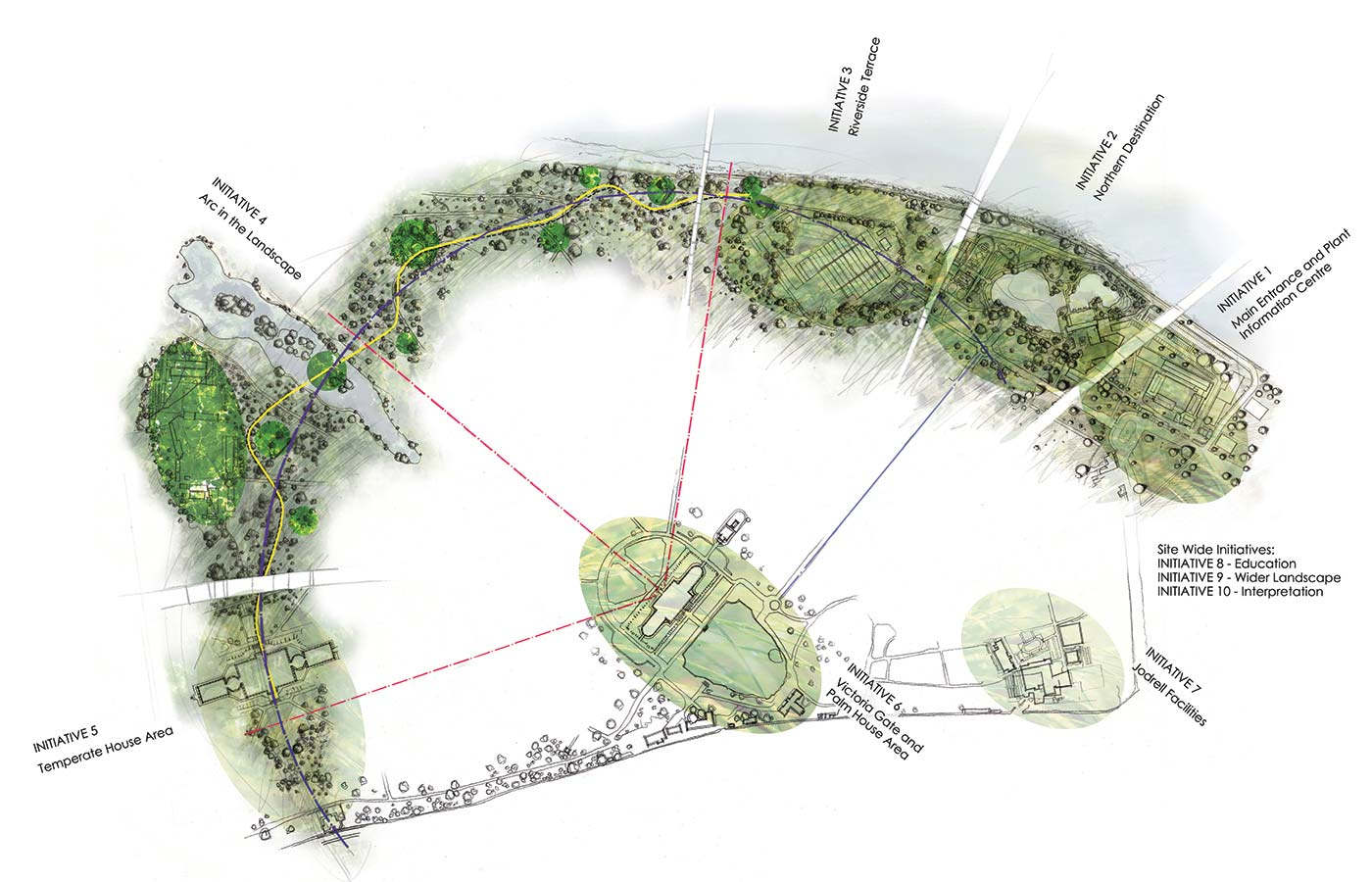Royal Botanic Gardens Kew Strategic Development Plan Wilkinsoneyre