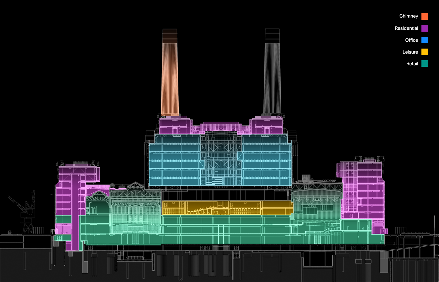 Battersea Power Station | WilkinsonEyre