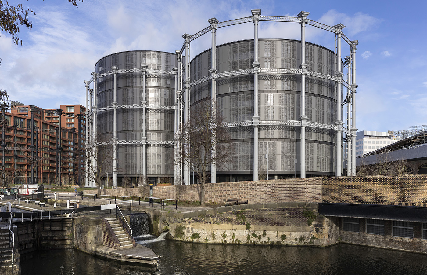 Gasholders London Wilkinsoneyre