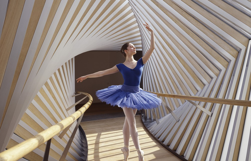 Royal Ballet School: Bridge of Aspiration