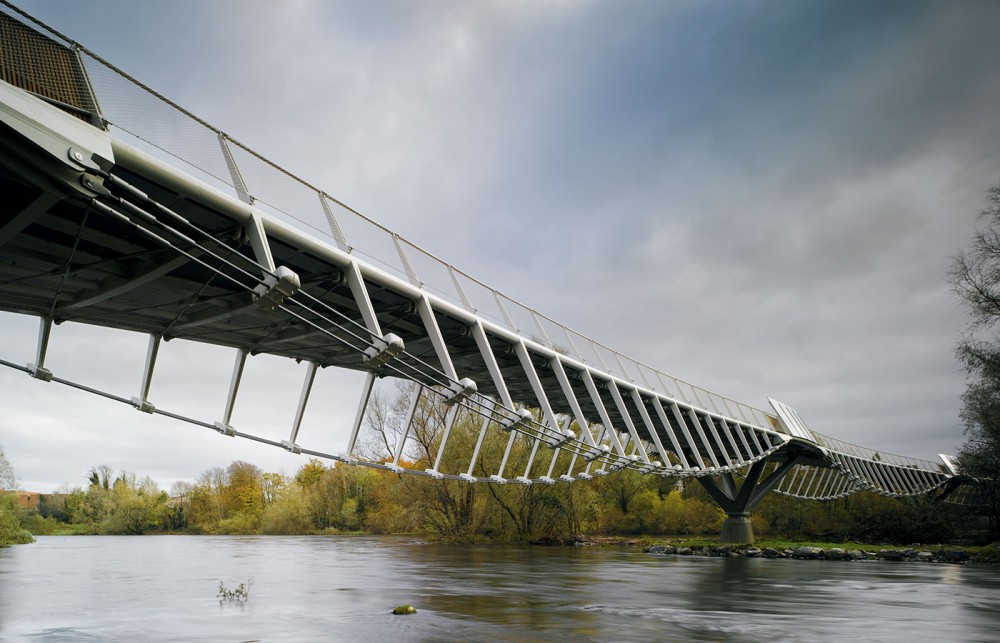 University of Limerick: Living Bridge
