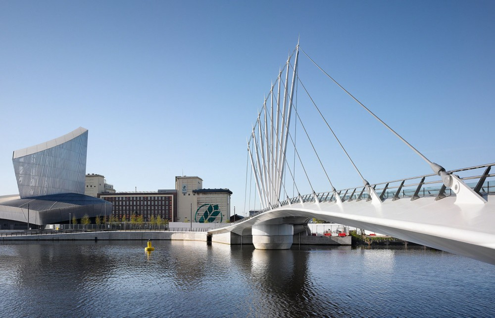 Media City Footbridge