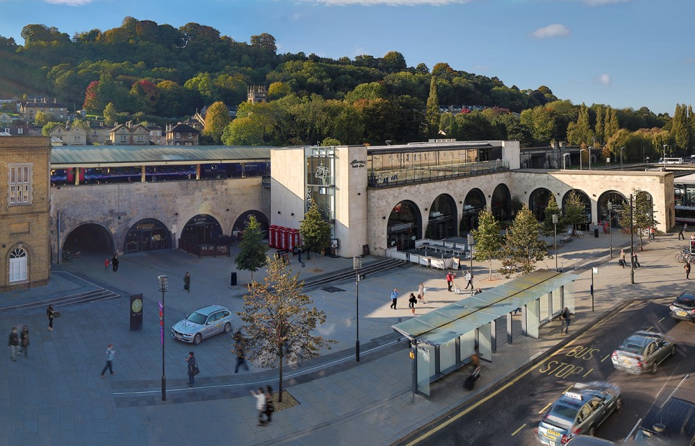 Bath Railway Station