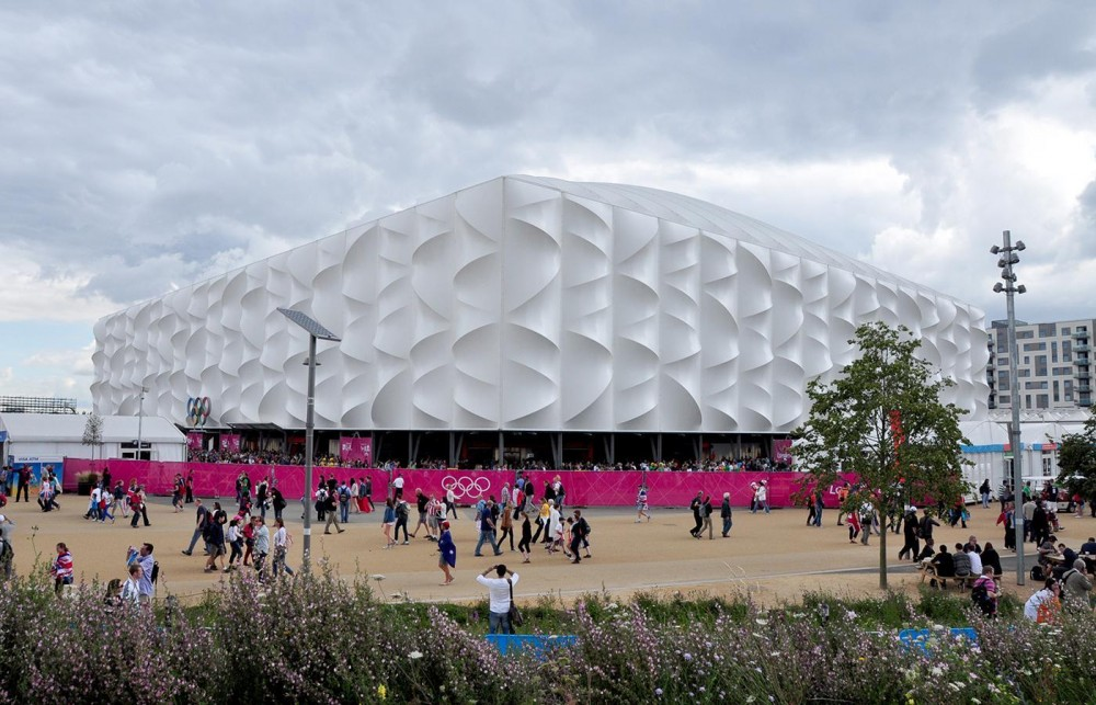 Olympic Basketball Arena