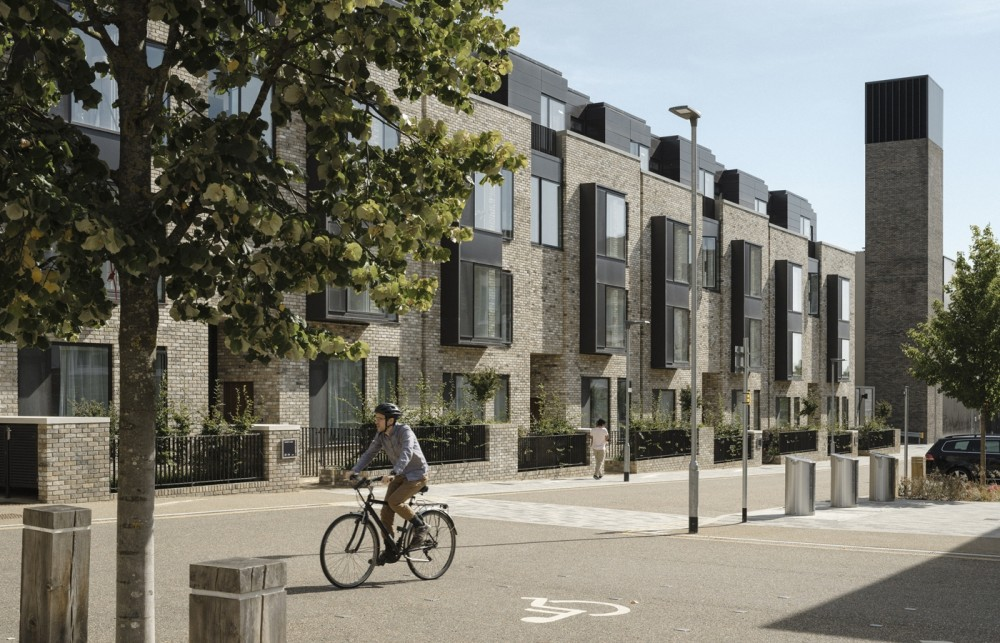 Eddington, Lot 1: North West Cambridge