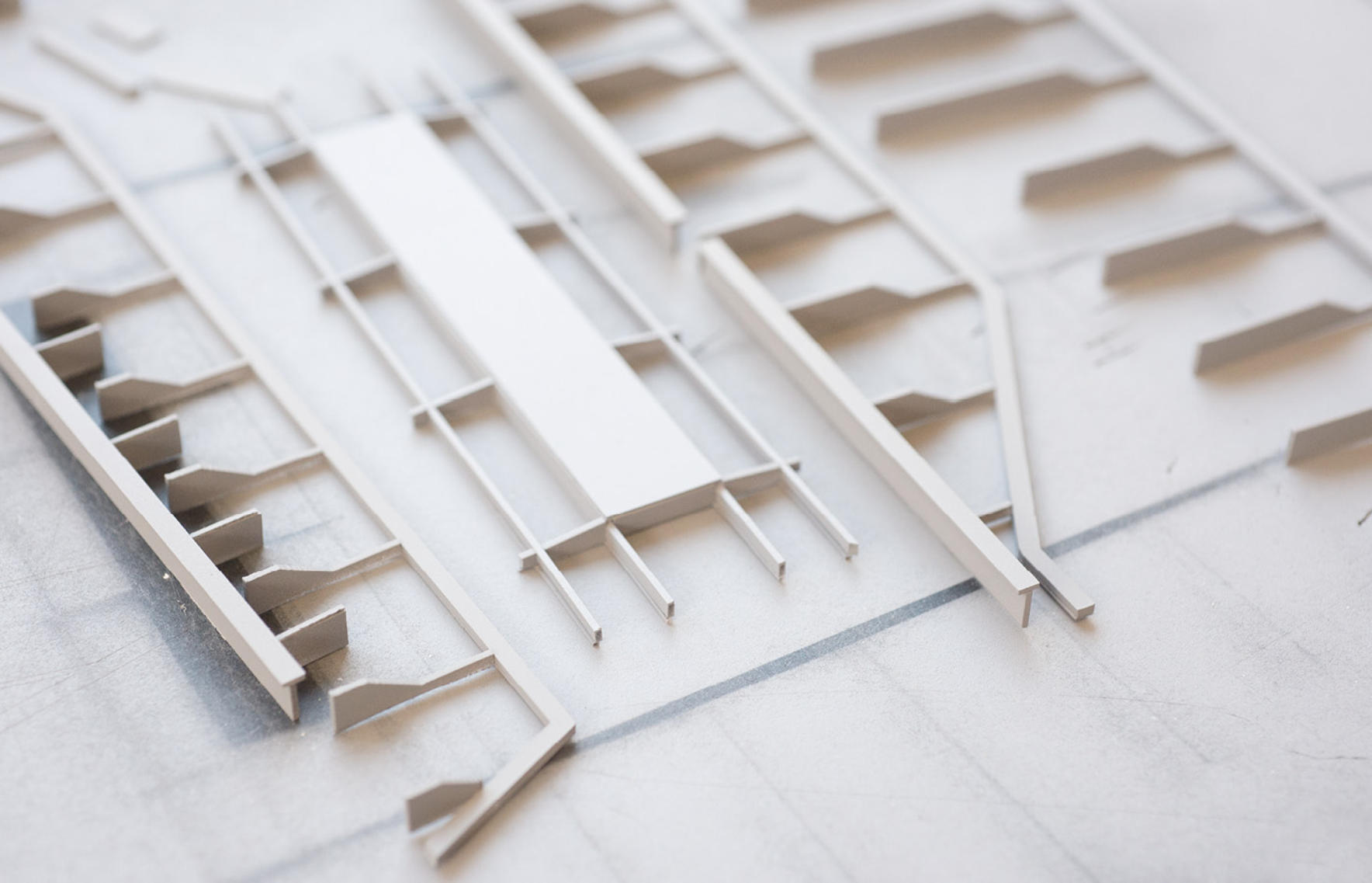 modelshop wilkinsoneyre each and every project requires close collaboration between the client architect and model maker in order to make the most of the journey